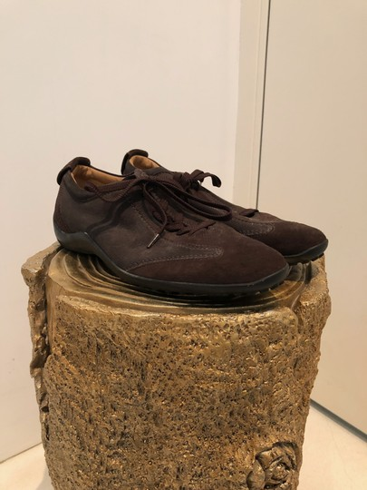 Tod's Brown Athletic Image 1