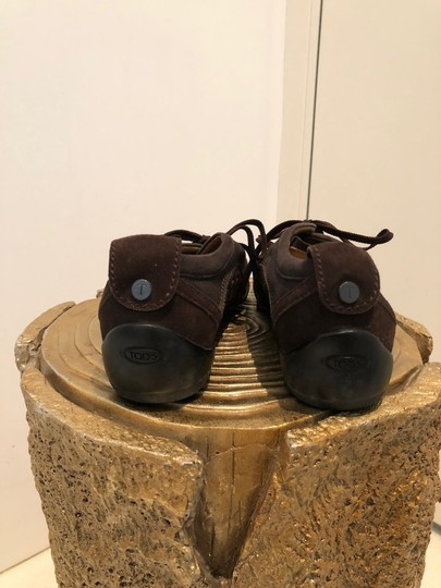 Tod's Brown Athletic Image 3