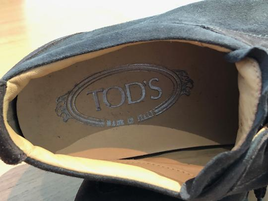 Tod's Brown Athletic Image 6