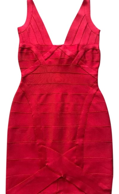 Preload https://img-static.tradesy.com/item/22235735/herve-leger-red-unknown-mid-length-night-out-dress-size-8-m-0-1-650-650.jpg