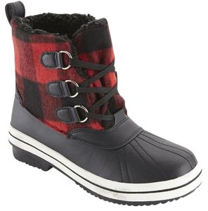 0235c53b840e Madden Girl Red Snow Boots Booties Size US 7.5 Regular (M
