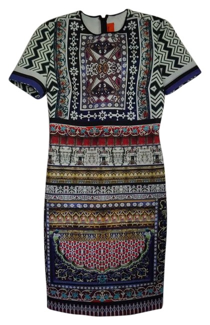 Preload https://img-static.tradesy.com/item/22236026/clover-canyon-multicolor-short-cocktail-dress-size-8-m-0-1-650-650.jpg