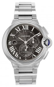 Cartier Cartier Ballon Bleu W6920025 Stainless Steel Automatic Men's Watch