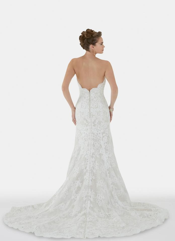 Matthew christopher annabelle s2 bust 32 waist 24 hip 36 for Matthew christopher wedding dress prices