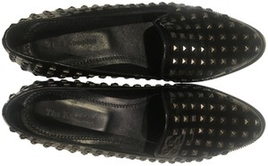 The Kooples Slip Black Flats