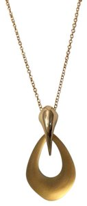 Alexis Bittar Teardrop Pendant Necklace