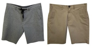 A|X Armani Exchange Cargo Shorts Grey