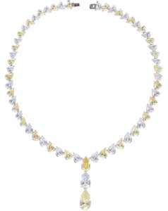 CZ by Kenneth Jay Lane CZ by Kenneth Jay Lane - Canary Necklace