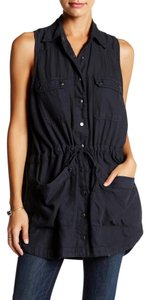 Free People Vest Utility Tunic