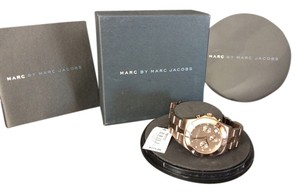 Marc by Marc Jacobs Marc By Marc Jacobs Blade Chronograph Watch w/Crystal Markers - MBMJ3121