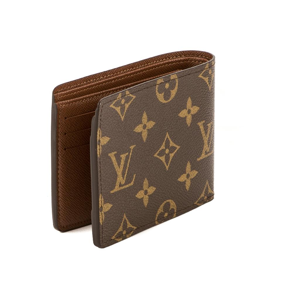 252d0eb32c25 Louis Vuitton Louis Vuitton Monogram Canvas Multiple Wallet Pre Owned Image  5. 123456