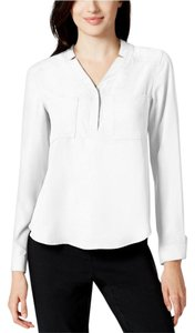 Nine West Top Lily White