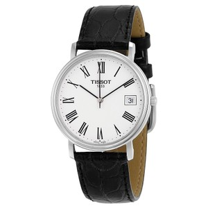 Tissot NWT Tissot Men's T52142113 T-Classic Desire Stainless Steel Watch