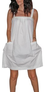 Rozae Nichols short dress White Mini Shift on Tradesy