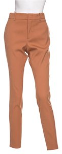 Gucci Straight Pants Tan