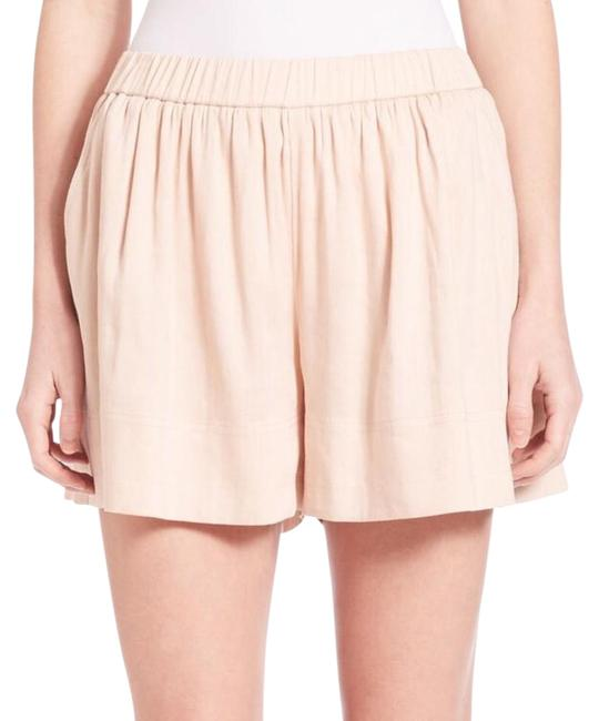 Item - Rose Water Pink Pleated Pull On Shorts Size 8 (M, 29, 30)