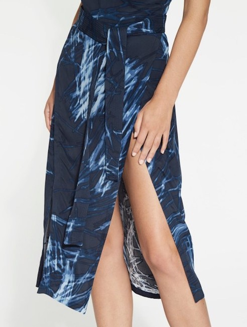 Halston Midi Dress Image 2
