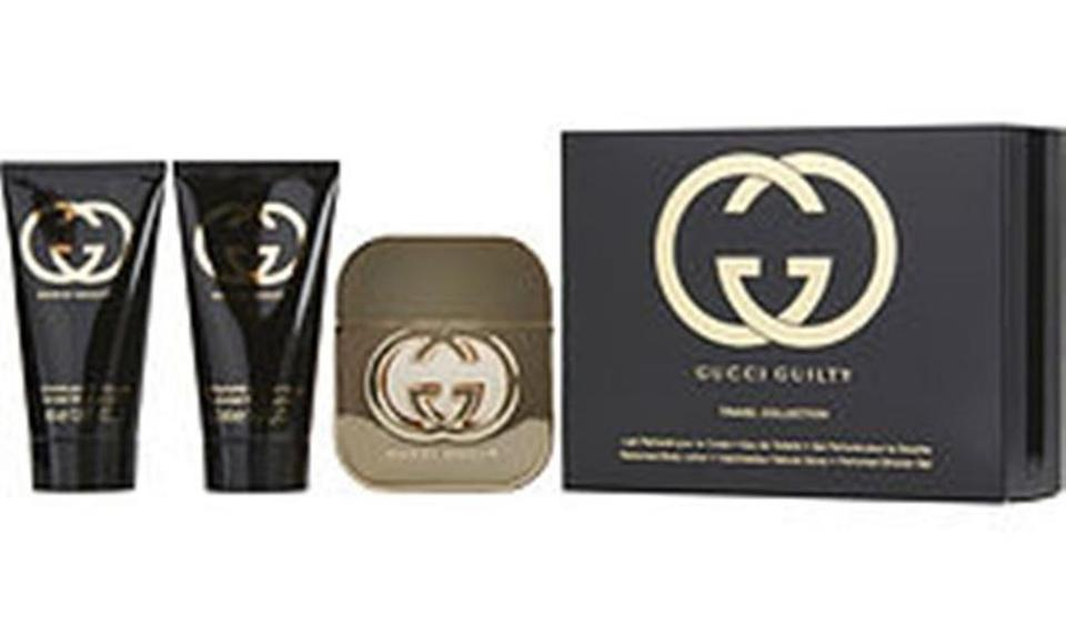 Gucci Guilty Women Eau De Toilette Spray 16 Oz Body Lotion 16 Oz