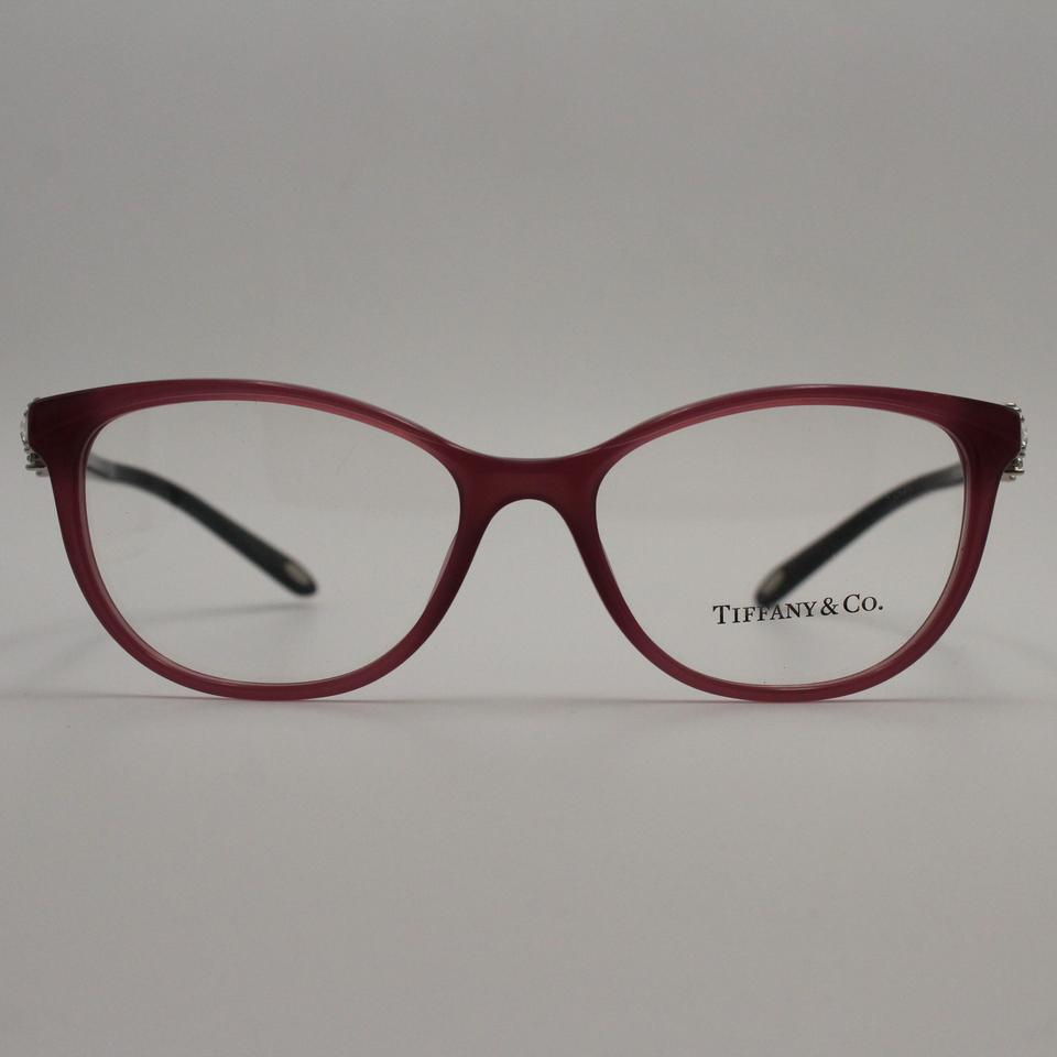 Victoria Cat Eye Pearl Crystal Purple Eyeglasses Frame RX. Victoria Cat Eye  Pearl. Tiffany   Co TF2122 8134 ... a733a3d705