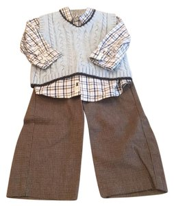 Janie and Jack Button Down Shirt