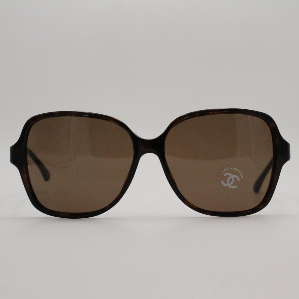 Chanel brown tortoise collection miroir 5168 714 3g 59 for Chanel collection miroir 4179