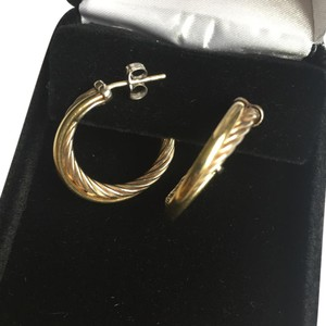 David Yurman hoop