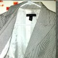INC International Concepts Pinstripe Blazer Image 2