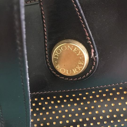 Dooney & Bourke Tote in Dark Brown that reads like black Image 2