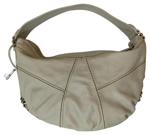 Fossil 54 Fifty-four Thick Leather Hobo Bag