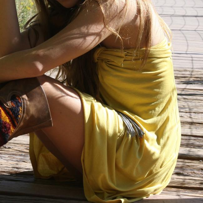 See by Chloé short dress yellow on Tradesy Image 4