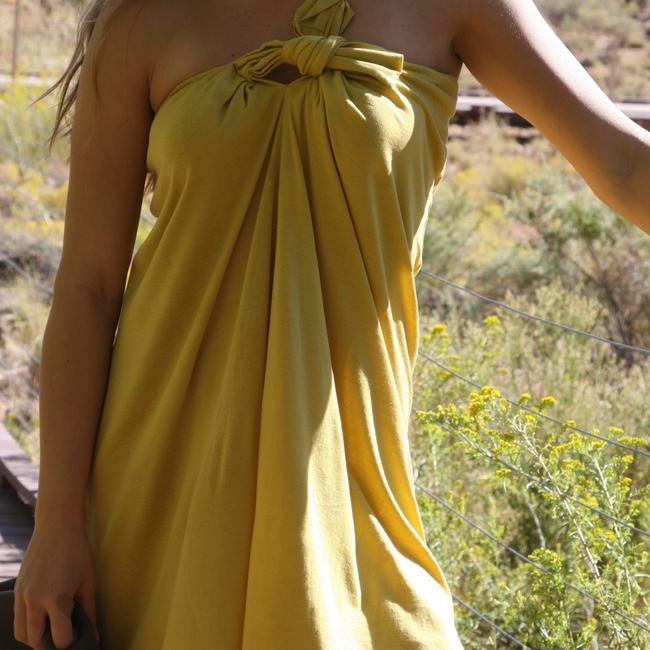 See by Chloé short dress yellow on Tradesy Image 5