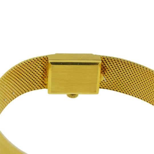 Chopard Vintage Chopard 18k Yellow Gold Ladies Watch Image 2
