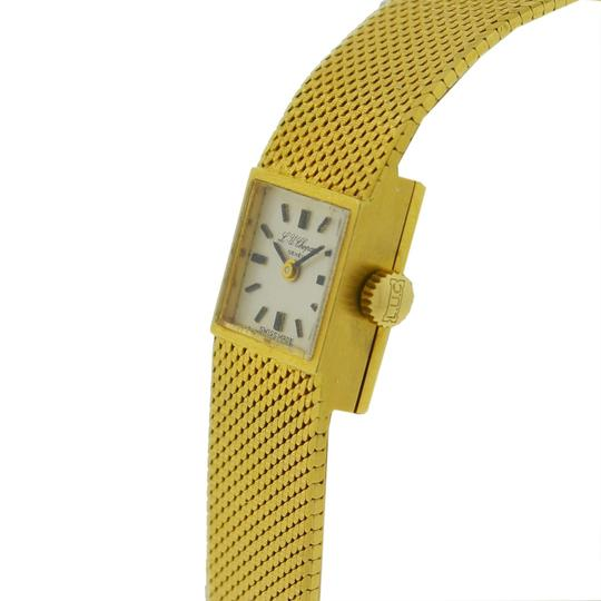 Chopard Vintage Chopard 18k Yellow Gold Ladies Watch Image 3