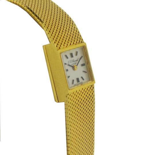 Chopard Vintage Chopard 18k Yellow Gold Ladies Watch Image 4