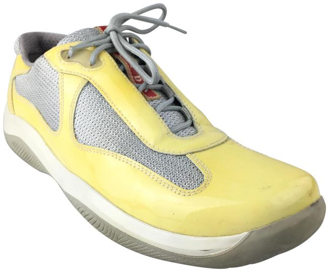 Item - Yellow Pr 3163 America's Cup Sneakers Size EU 39.5 (Approx. US 9.5) Regular (M, B)