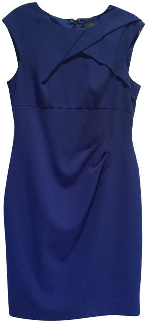 Preload https://img-static.tradesy.com/item/22248930/adrianna-papell-royal-blue-sheath-short-workoffice-dress-size-8-m-0-1-650-650.jpg