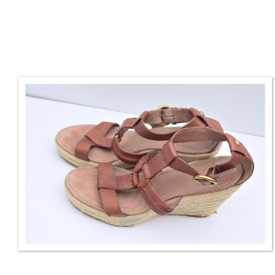 Fossil tan Wedges Image 1
