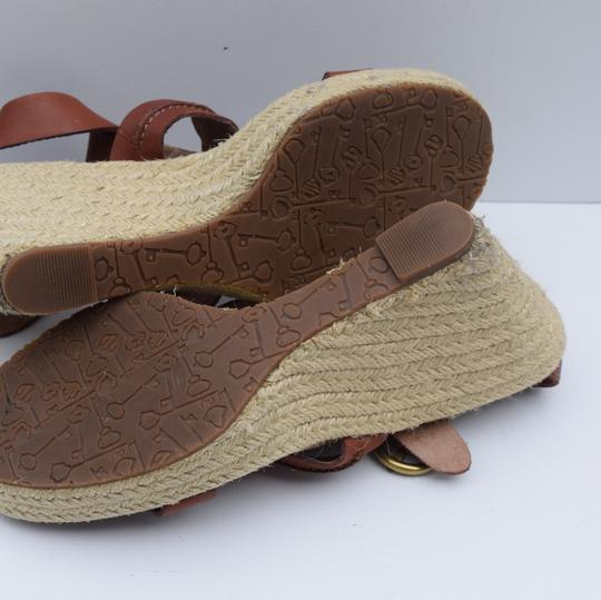 Fossil tan Wedges Image 10