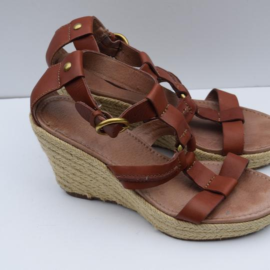 Fossil tan Wedges Image 11