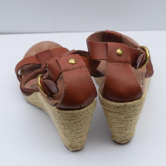 Fossil tan Wedges Image 4