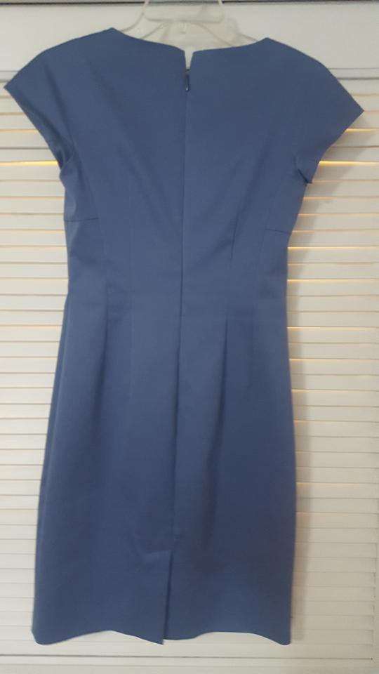 Mara Weekend Office Periwinkle Work Max Dress Ollection Blue gwn7ACxqU