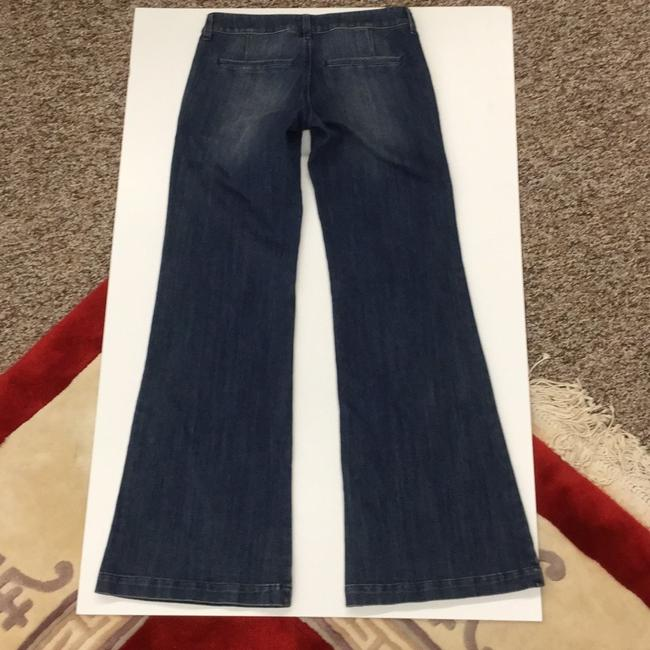 Sample Wide Leg Pants denim Image 1