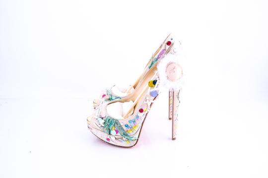 Christian Louboutin Multicolor Pumps Image 2