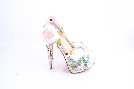 Christian Louboutin Multicolor Pumps Image 3