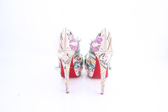 Christian Louboutin Multicolor Pumps Image 4