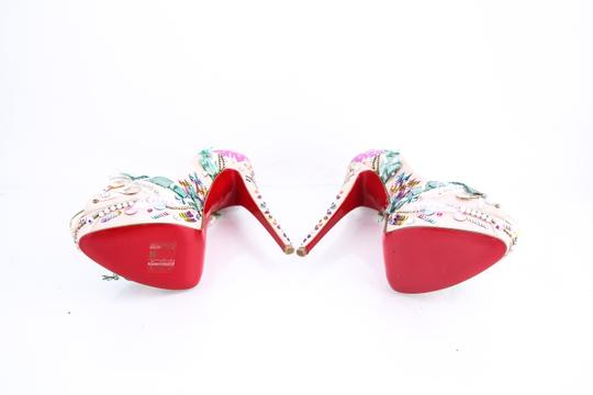 Christian Louboutin Multicolor Pumps Image 6