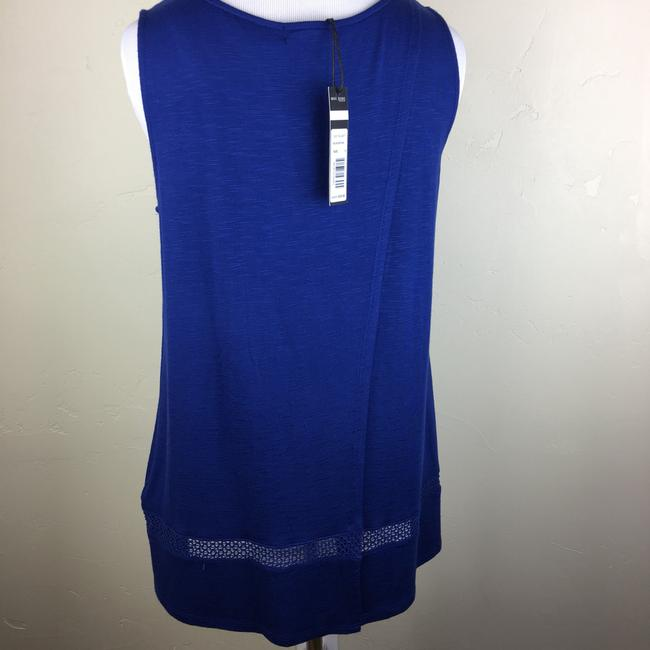 Max Jeans Top blue white Image 9