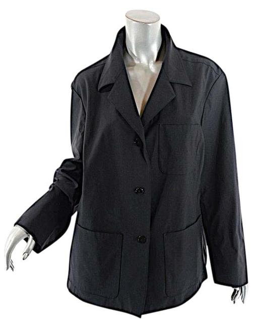Preload https://img-static.tradesy.com/item/22250034/dkny-black-water-resistant-w-blazer-fit-and-front-size-14-l-0-1-650-650.jpg