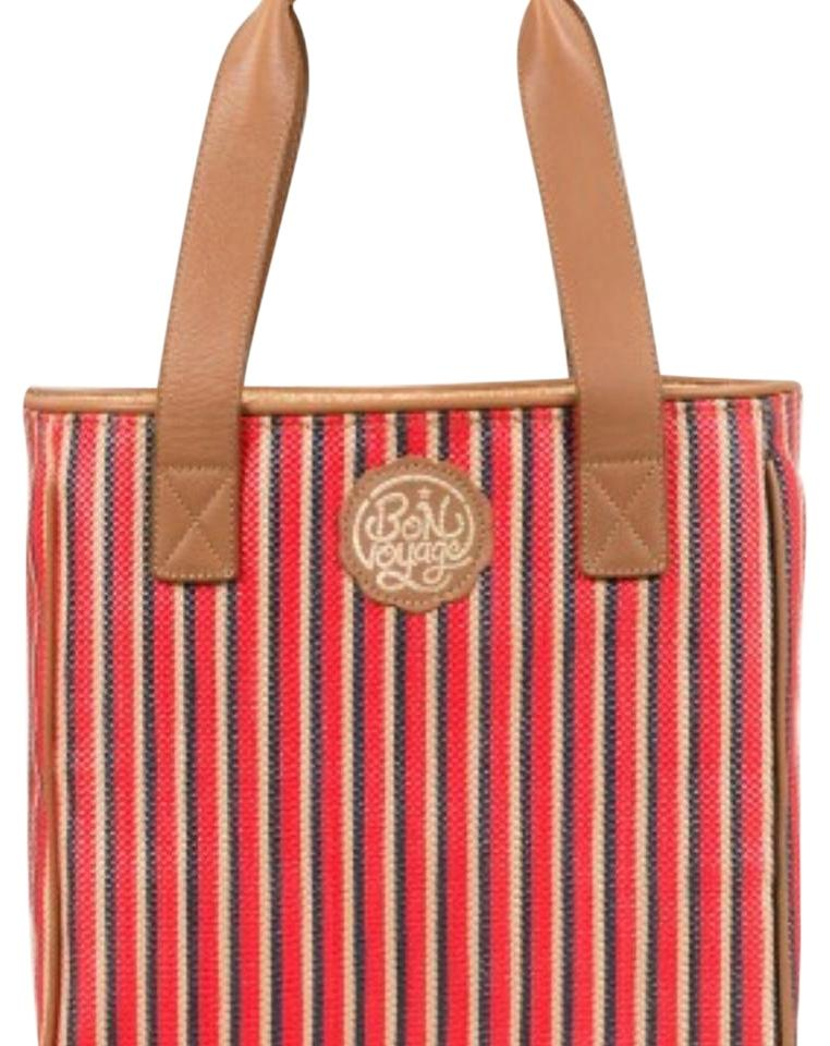 Consuela Tote In Red