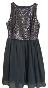 BB Dakota Sequin Holiday Party Fit And Flare Dress